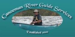 Canoeman River Guide Services - Leading great river adventures since 2000