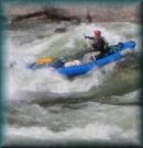 Tom Taylor on the Main Salmon River, Idaho